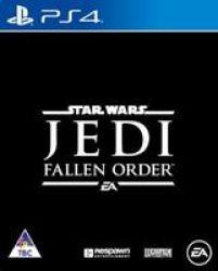 Electronic Arts Star Wars Jedi: Fallen Order Playstation 4