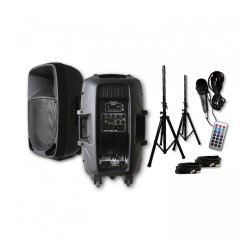 Hybrid Party Box 15 Powered Pa System