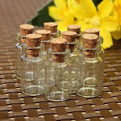 10pcs Set Storage Bottle