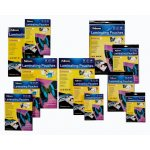 Fellowes - A4 Glossy Pouch Enhance 80 Micron 25PC