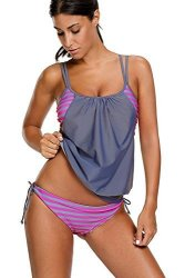 Zando Women's Bathing Suits Two Piece Swimwear Swimsuits