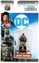 Jada Toys Dc Batman V Superman Nano Metalfigs Desert Batman 1 1 2-INCH Diecast Figure DC2