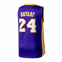 hot sale online 03b7b 0ede2 Gumfor Mens Kobe Jersey 24 Basketball Los Angeles Bryant Purple Purple  Medium | R1640.00 | Sports and Outdoors | PriceCheck SA