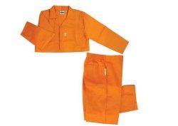 Overall 2PC Orange 42
