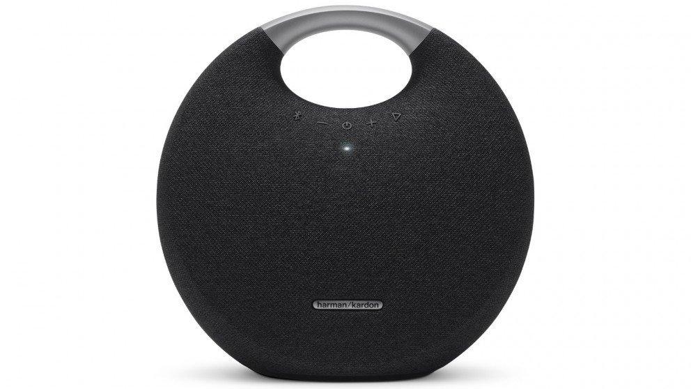 Harman Kardon Onyx Studio 5 Bluetooth Speaker in Black