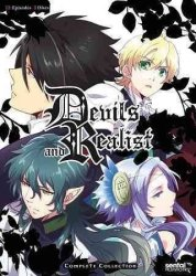 Devils And Realist:complete Collectio - Region 1 Import Dvd
