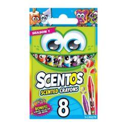 Scentos Season 1 - 8 Scented Crayons