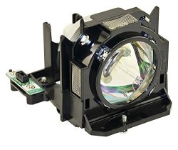 QueenYii Replacement Lamp With Housing For Panasonic PT-DZ570 PT-DW740 PT-DZ6700 PT-DW730 PT-DW640 PT-DX800 PT-DX610 PT-D6000 PT-DZ770 Projector Lamp