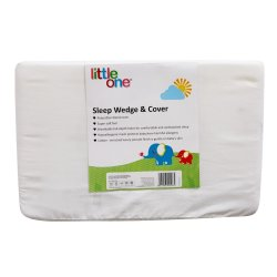 LITTLE ONE - Wedge And Pillowcase White