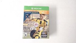 EA SPORTS Fifa 17 Deluxe Edition Scarf Bundle - Xbox One