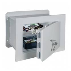 Rottner Delta 30 Wall Safe Light Grey Db Key Lock