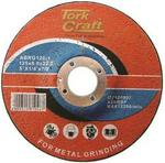 Tork Craft Grinding Disc For Steel 125 X 6.0 X 22.22mm