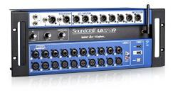 Soundcraft UI24R 24-CHANNEL Digital Mixer usb Multi-track Recorder With Wireless Control