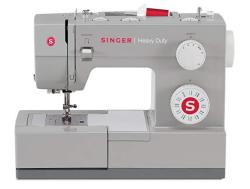 Singer Heavy Duty 4423 Sewing Machine With 23 Built-in Stitches -12 Decorative Stitches 60% Stronger Motor & Automatic Needle Th
