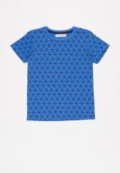 Printed T Shirt - Blue
