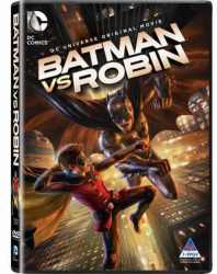 Batman Vs Robin DVD
