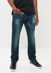 Lee Luke Slim Fit Tapered Jeans - Blue
