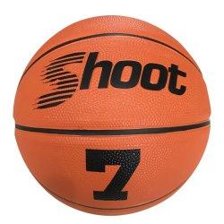 SHOOT - Basketball Tan Size 7