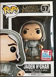 FunkoPop Funko Pop Game Of Thrones Jaqen H'ghar Vinyl Figure 57