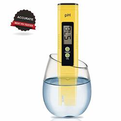 Digital Ph Meter Ph Meter 0.01 Ph High Accuracy Water Quality Tester With 0-14 Ph Measurement Range For Household Drinking Pool