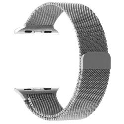 Milanese Loop For Apple Watch 42MM - Silver