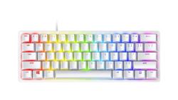 Razer Huntsman MINI - Mercury Ed. Red Switch -us Layout Gaming Keyboard