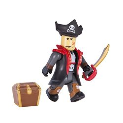Jazwares Domestic Roblox Captain Rampage Pack