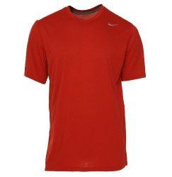 Nike Men's Legend Short Sleeve Tee Scarlet L
