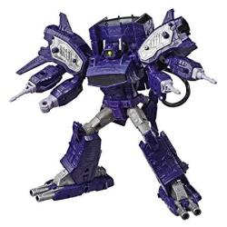 EWarehouse Transformers Generations War For Cybertron: Siege Leader Class WFC-S14 Shockwave Action Figure