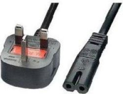 UK Power Cable 3 Pin Kettle Lead For Xbox 360 & Xbox One