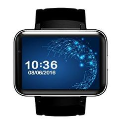 "Android Smartwatches 3G Bluetooth Smart Watch DM98 2.2"" Screen Dual"