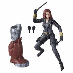 Marvel Hasbro Black Widow Legends Series 6-INCH Collectible Black Widow Action Figure Toy Premium Design 6 Accessories Ages 4 And Up