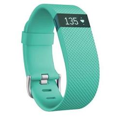 Fitbit Charge HR Wireless Activity And Fitness Tracker Wristband With Heart Rate Monitor Plum Large 6.2-7.6 In Non-retail Packaging