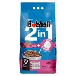 Bobtail - 2IN1 Real Chunks Steak & Gravy
