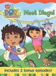 Dora The Explorer:meet Diego - Region 1 Import Dvd