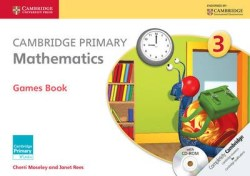 Cambridge Primary Mathematics Stage 3 Games Book With Cdrom