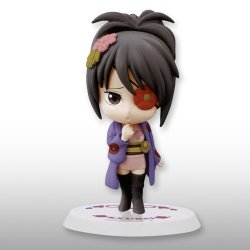 Yagyuu Kyuubei - Gintama Banpresto Ichiban Kuji Chibi Kyun Chara Figure