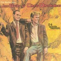 Jan Brits - Die Beste Van Jan Brits & Chris Oberholzer Cd