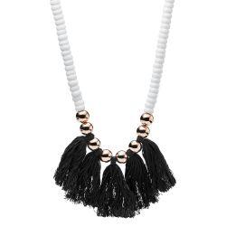 Fossil Women Fashion Rose Gold Necklace - JA6869791