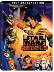 Wars Rebels - Season 1 DVD