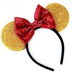 USA Cl Gift Winnie The Pooh Mickey Ears Winnie The Pooh Ears Beauty And The Beast Ears Belle Ears Belle Mickey Ears Beauty And The