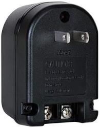 Aiphone Corporation Pt-1210n 12v Ac Transformer For Ccs-1a El-12s Ie-8md Or Lem-1dl Series Fire-retardant Abs Plastic Construction
