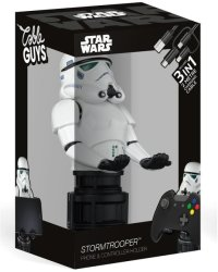 Cable Guy - Star Wars - Stormtrooper - Phone & Controller Holder