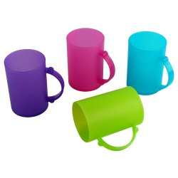 Leisure Quip - Opp 400ML Mugs Set
