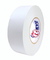 "Impact Tapes Revo Premium Professional Gaffers Tape 2"" X 60 Yds Made In Usa White Gaffers Camera Tape- Stage Tape- Better Than Duct Tape Black Blue"