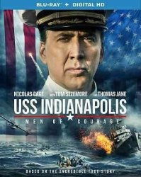 Lionsgate Uss Indianapolis: Men Of Courage Blu-ray + Digital HD