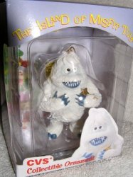 Enesco 1999 Cvs Limited Edition Bumble Abominable Snowman Christmas Ornament From Rudolph And The Island Of Misfit Toys By