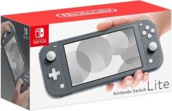 Nintendo Switch Lite Console - Grey