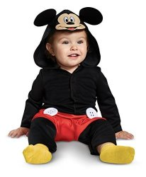 Disguise Costumes - Toys Division Disguise Mickey Mouse Infant Child Costume Red 12-18 Months