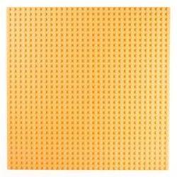 Bricks & Pieces - Flat Baseplate 32X32 - Sand
